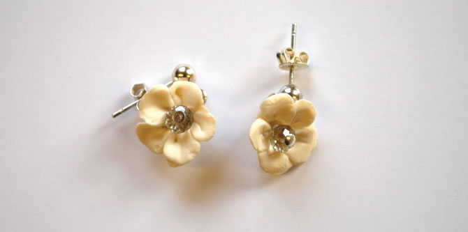 Floral Jewellery Set